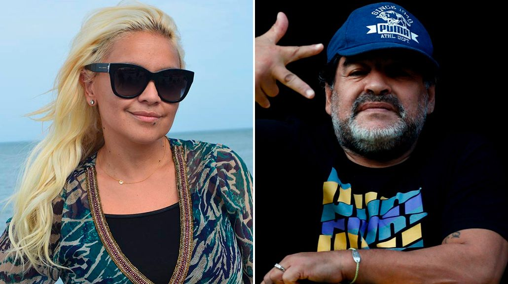 Verónica Ojeda: Ya me operé de Diego Maradona