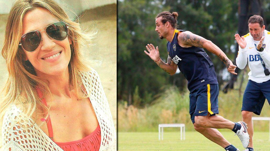 Jimena Barón y su relación con Daniel Osvaldo: Sé que está en Boca pero conmigo no habla