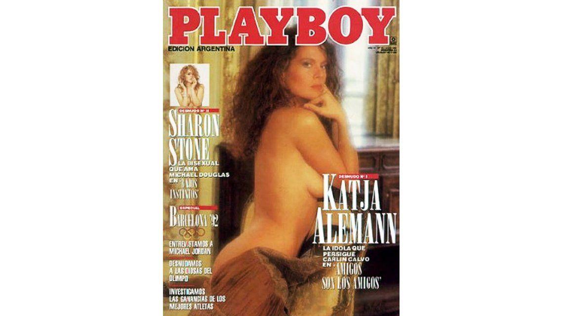 Katja Alemann: Hice de todo pero la gente se acuerda de mi desnudo en Playboy