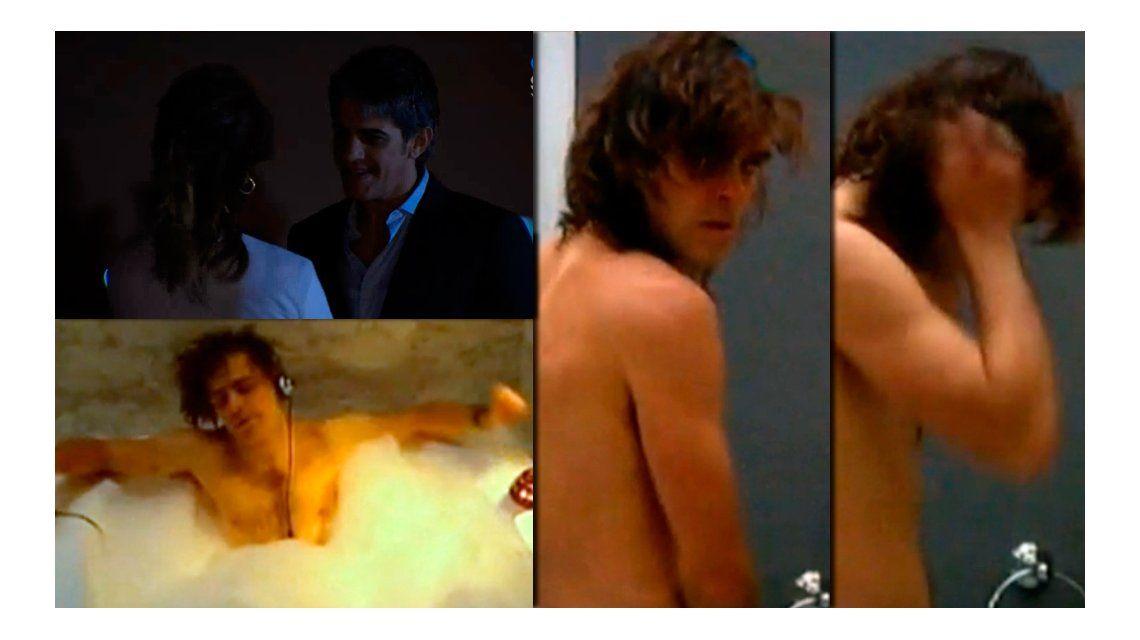 Segunda Noche Hot El Desnudo De Peter Lanzani Y La Picante