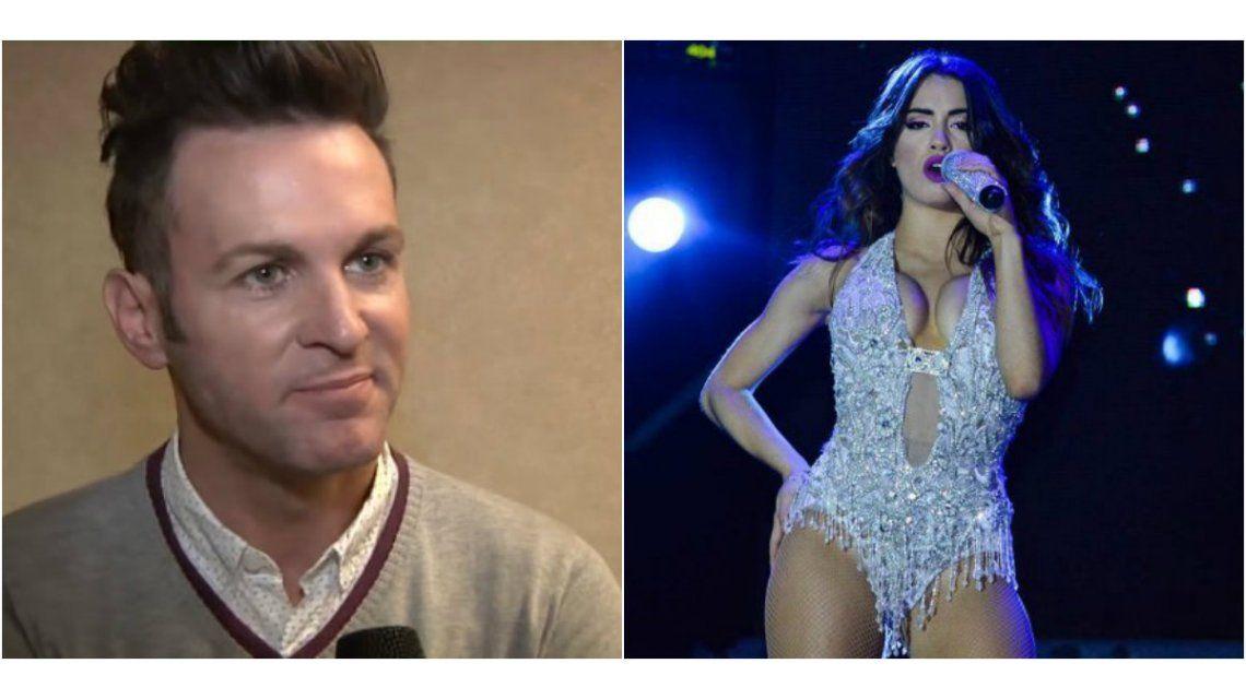 Axel, durísimo contra Lali Espósito: Ella tiene una carrera un poco breve como cantante para subirse a ese escenario