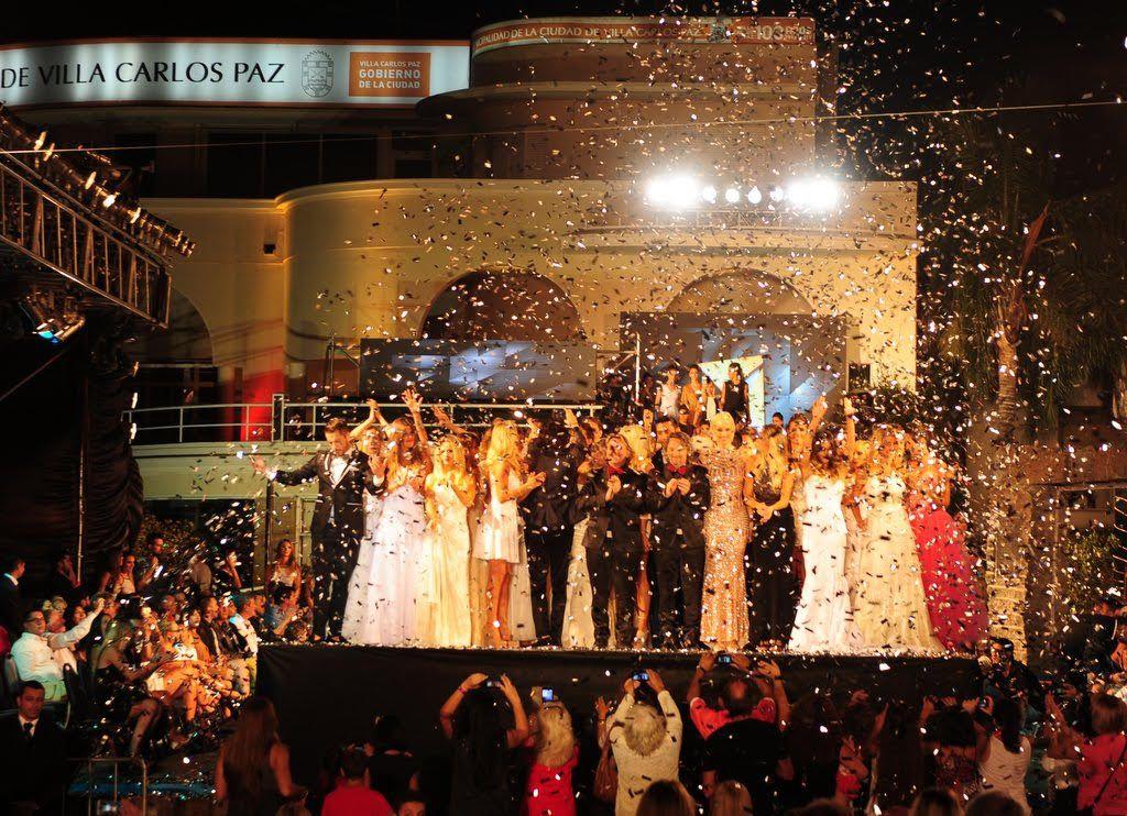 Mirá todos los looks del gran desfile de Villa Carlos Paz