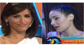 La nota a Sabrina Artaza que emocionó a Cecilia MIlone en Intrusos: Es doloroso