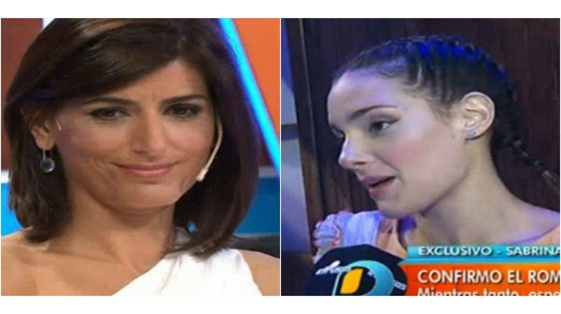 La nota a Sabrina Artaza que emocionó a Cecilia MIlone en Intrusos: Es doloroso porque realmente la quiero