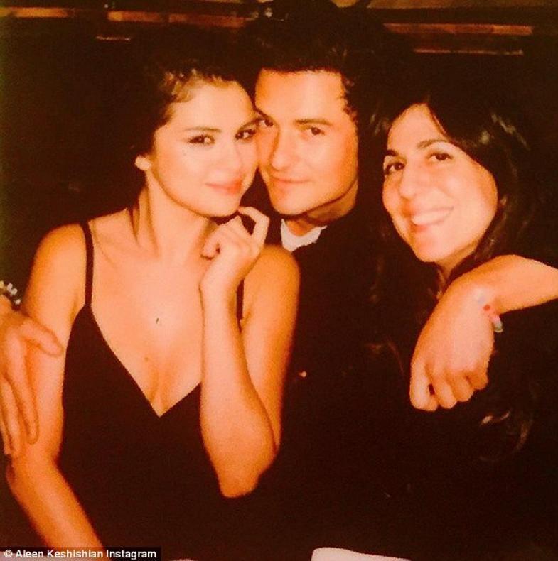 ¿Selena Gomez, de novia con el codiciado actor Orlando Bloom? ¡Se llevan 16 años!
