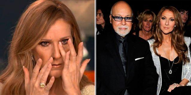 A tan solo dos días de la muerte de su marido, falleció el hermano de Celine Dion