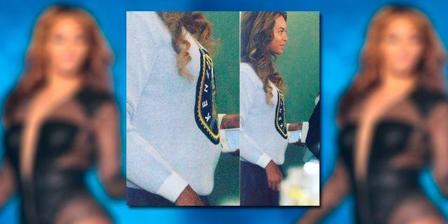 Fuertes rumores de embarazo de Beyoncé