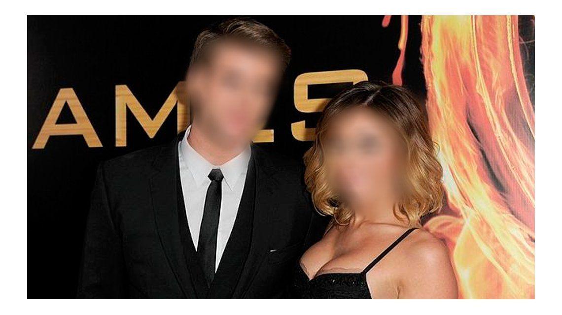 Miley Cyrus le envió un mensaje hot a Liam Hemsworth que era para su ex, Stella Maxwell