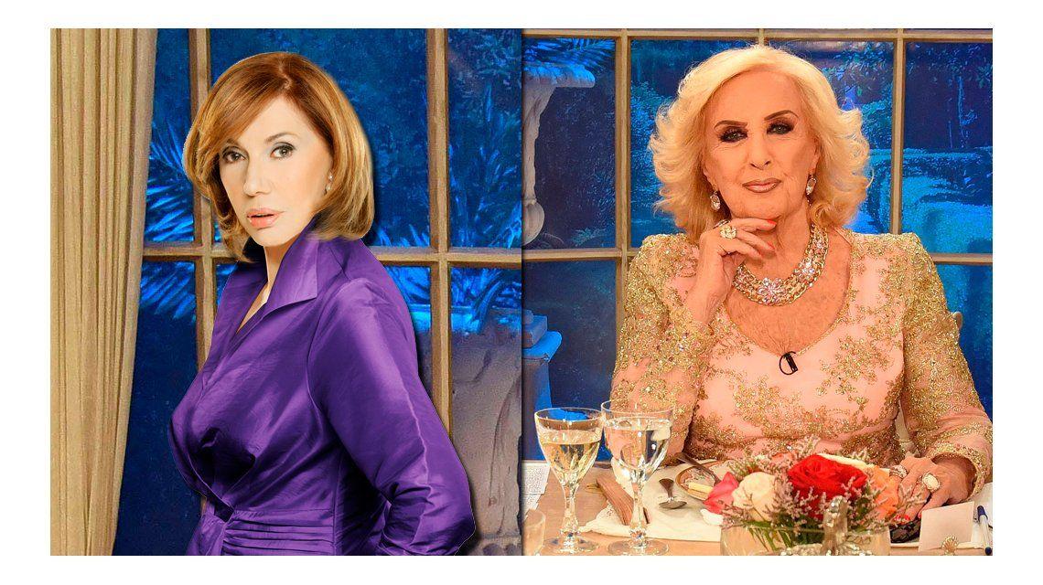 Fuerte acusación de Nora Cárpena: ¿Cuántas actrices viejitas van a comer a lo de Mirtha?