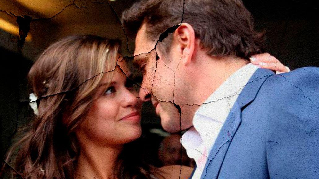 Cambio de estrategia: María del Mar va por el divorcio con Matías Alé