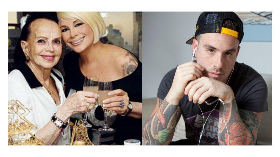 Carmen Barbieri llamó al productor que divulgó los insultos de su madre contra Fede: el audio