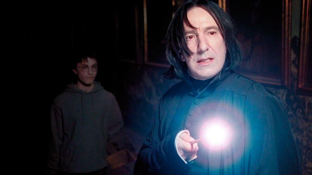 De Harry Potter a Severus Snape: Daniel Radcliffe le rinde homenaje a Alan Rickman