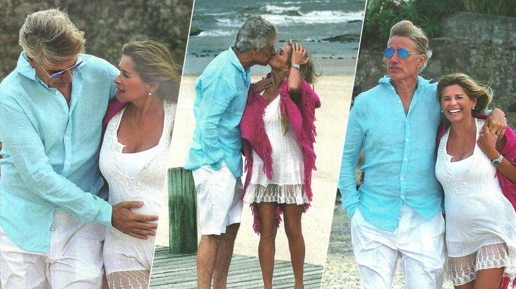 María Laura Leguizamón, la senadora que será madre a los 50 años: La alegría nos desborda