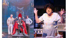 Drácula el musical y Antonio Gasalla, líderes en Buenos Aires