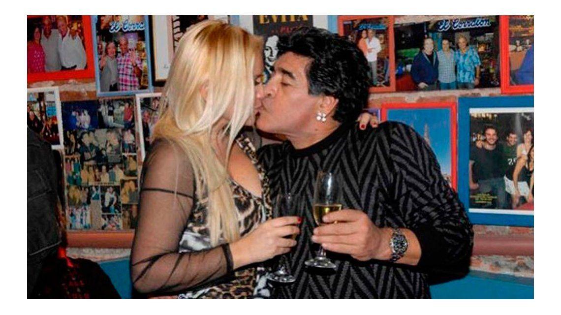 Verónica Ojeda, provocativa: En la cama a Diego le doy mil puntos