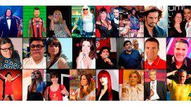 Increíble antes y después: mirá cómo estaban los famosos hace diez años