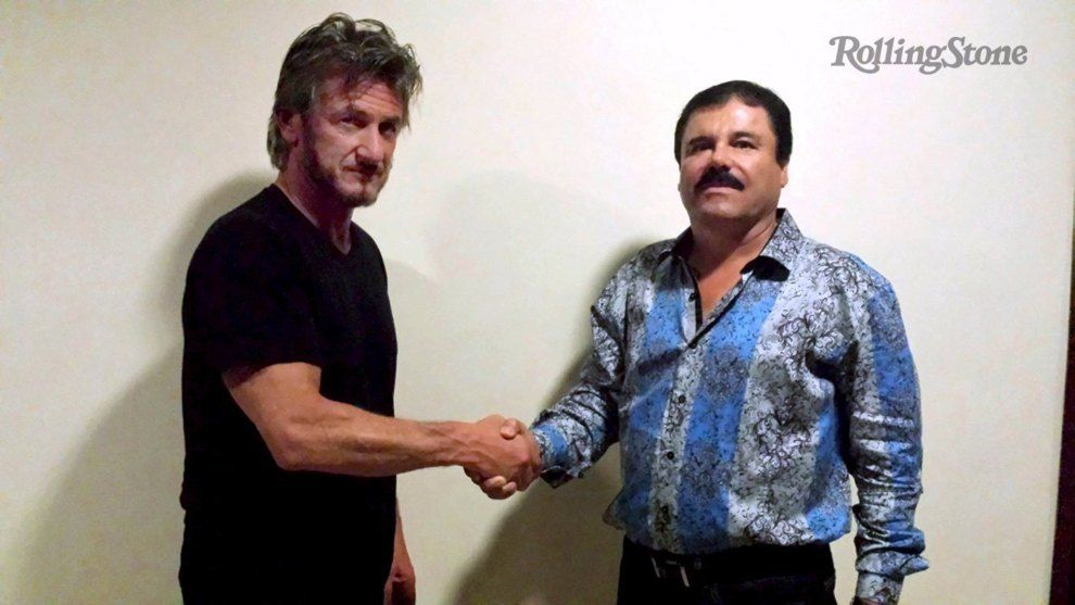 El gobierno mexicano quiere interrogar a Sean Penn por la entrevista con el Chapo