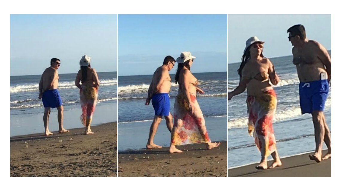 Después del escándalo en Paraguay, descubrimos las vacaciones secretas de Moria Casán