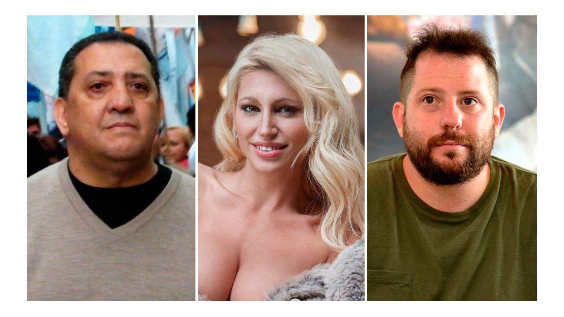 Luis DElía destrozó a Vicky Xipolitakis por su romance con el diputado José Ottavis