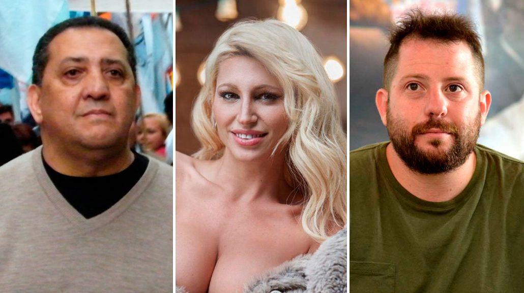 José Ottavis le dedicó un mensaje romántico a Vicky Xipolitakis y DElía disparó: Come gato, mariscal