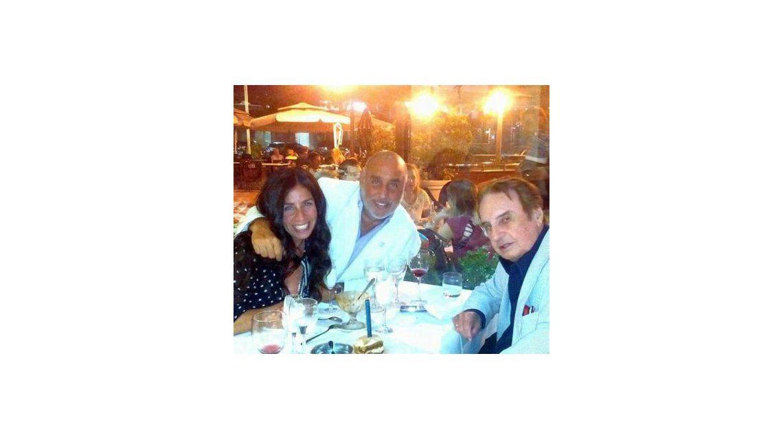 Sin Federico, Julieta Bal se reconcilió con Santiago en el día de su cumpleaños