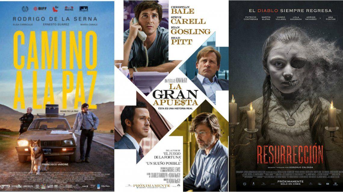 La nueva de Brad Pitt, en los estrenos de la semana