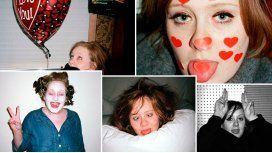 El ex novio de Adele reveló fotos prohibidas de la cantante en internet