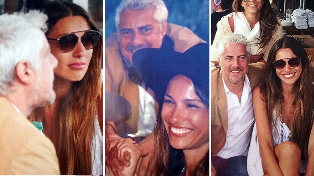 Quién es el amigo francés de Pampita: sus fotos juntos