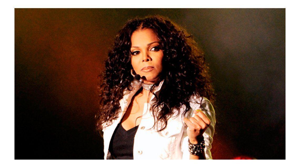 Preocupa la salud de Janet Jackson: le diagnosticaron un tumor en las cuerdas vocales