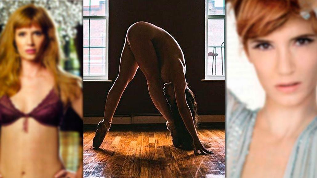Completamente Desnuda Griselda Siciliani Muestra Sus Destrezas