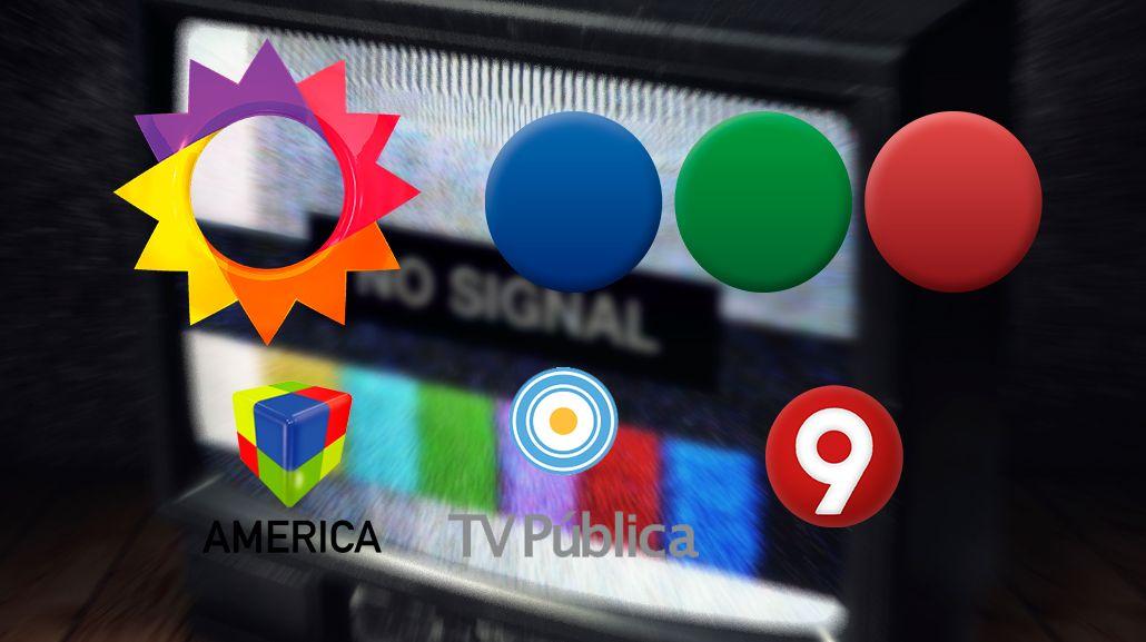 Telefe y El Trece se quedaron con el rating de 2015