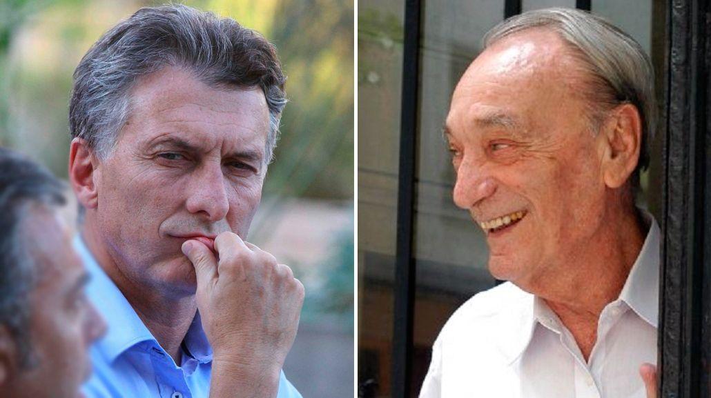 El mensaje de Mauricio Macri por la muerte de Antonio Carrizo