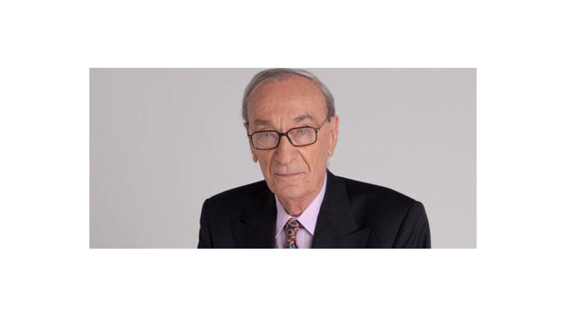 A los 89 años, falleció Antonio Carrizo, el maestro de la radio y las entrevistas