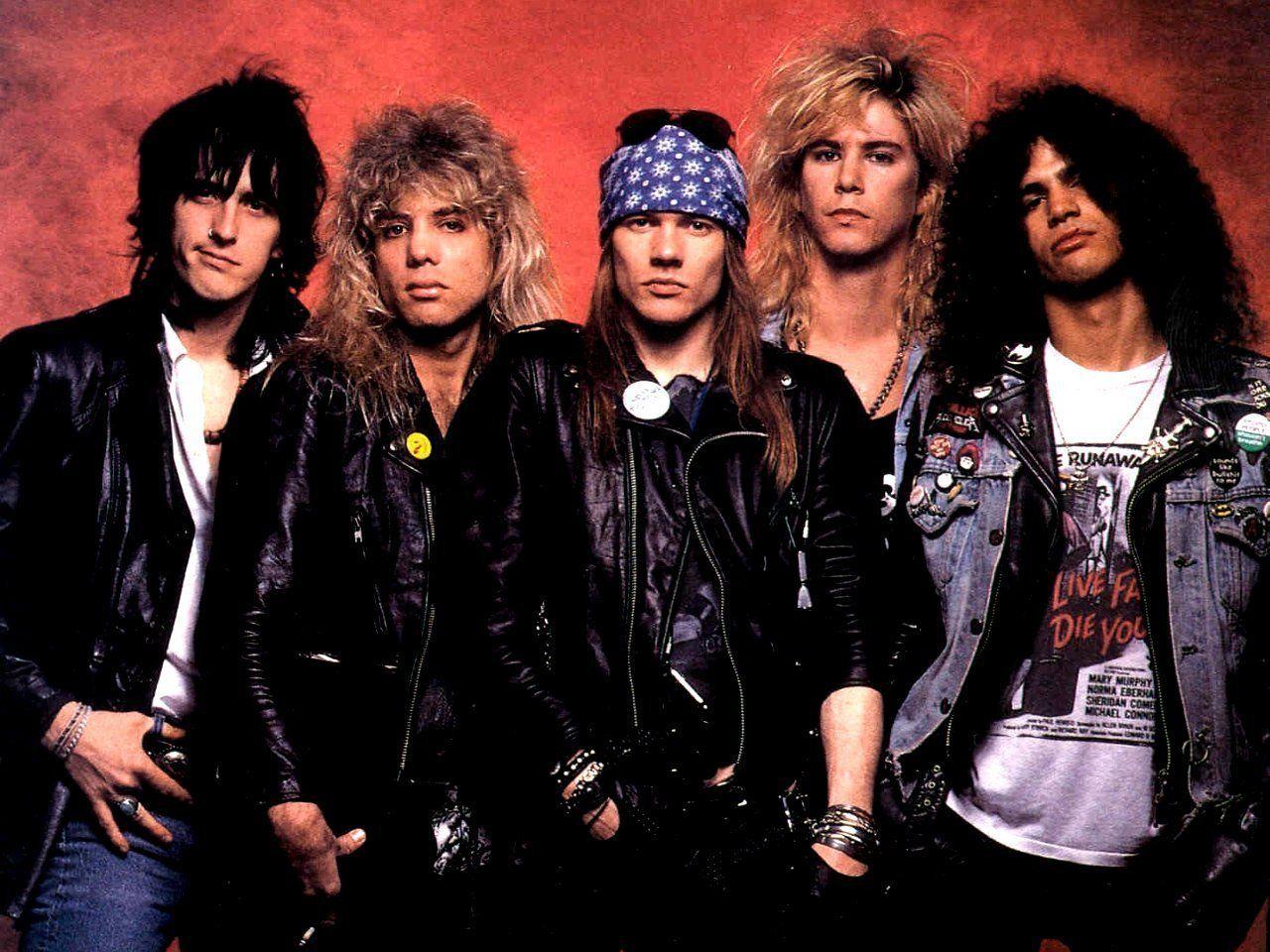 Después de 22 años, vuelven los Guns n Roses con su formación clásica