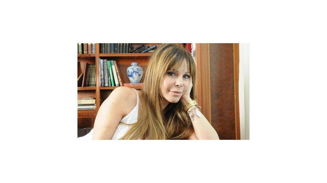 La falsa alarma sobre Graciela Alfano que la actriz tuvo que desmentir: Paren con las bol...