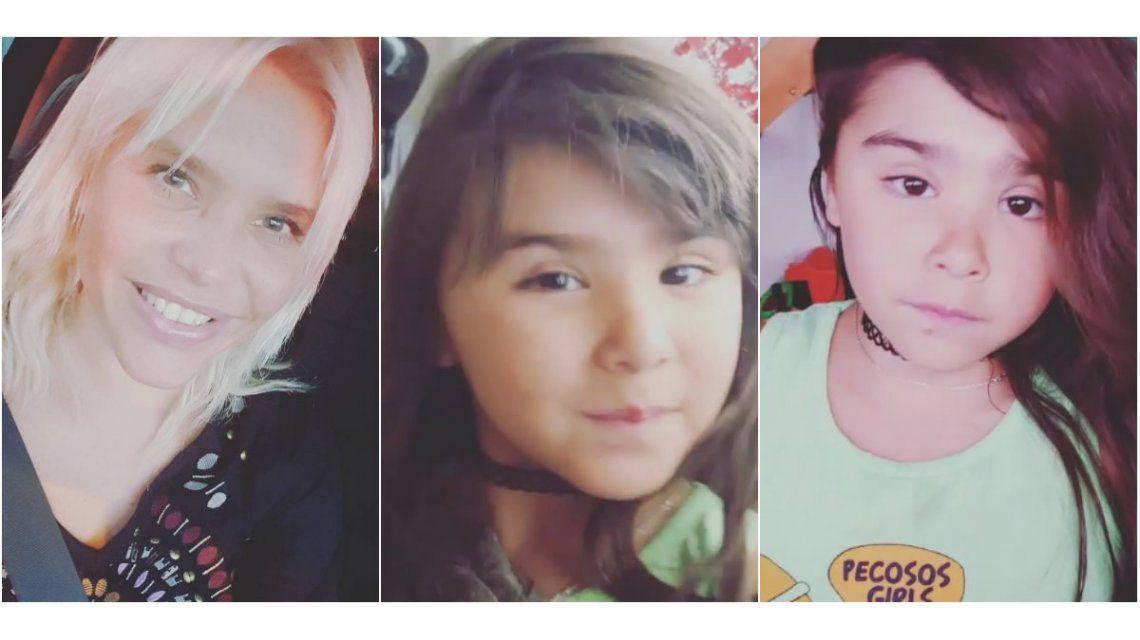 Los divertidos videos de Bianca, la sobrina de Nazarena Vélez, con una especial dedicatoria