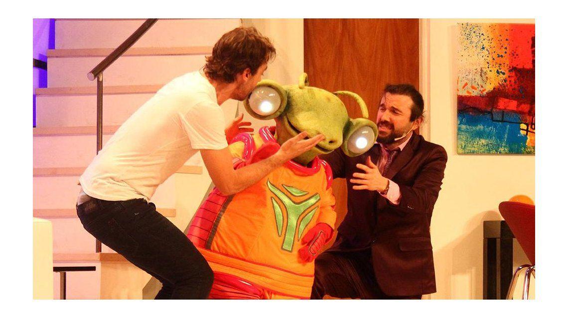 Navidad de estrenos teatrales en Villa Carlos Paz: las mejores imágenes