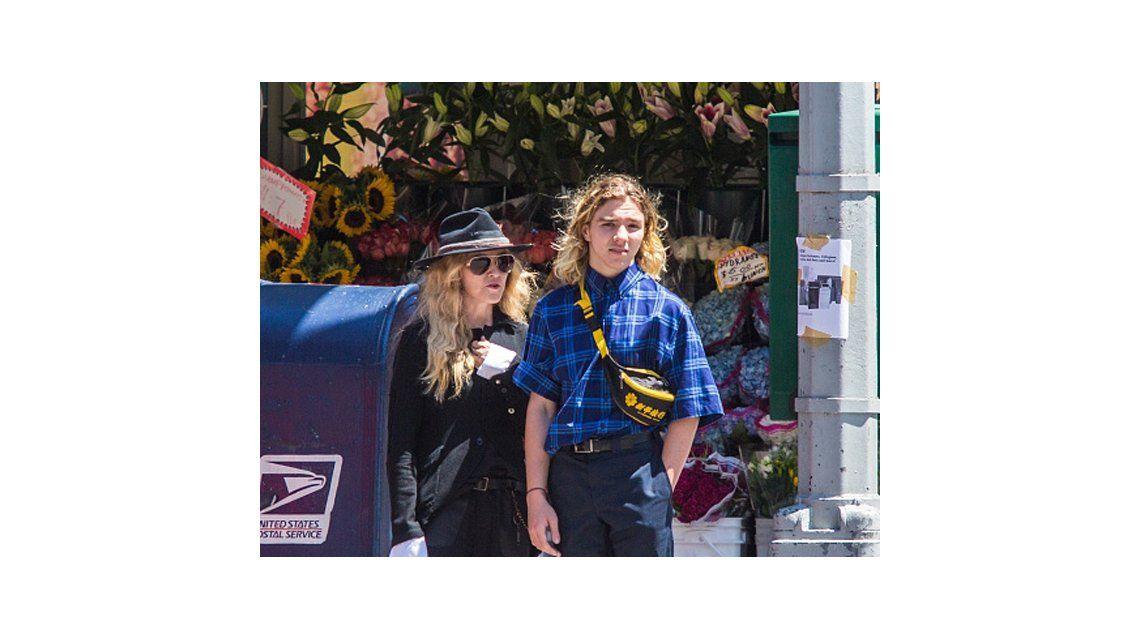 Continúa el drama familiar de Madonna: No me iré sin mi hijo