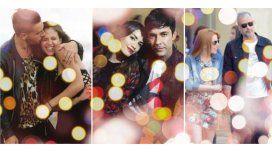¡Navidad in love! Las parejitas de famosos más románticas que nacieron este año