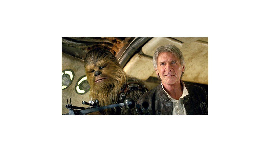 ¿Cuánto ganó Harrison Ford por su participación en la nueva Star Wars?