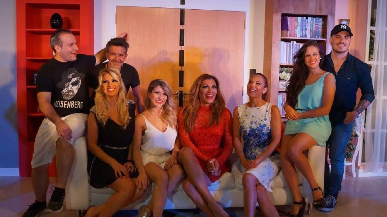 Fede Bal y Barbie Vélez debutaron en Carlos Paz con románticos mensajes y fotos