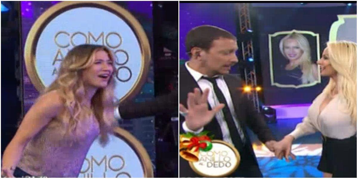 Las perlitas de Como anillo al dedo: el escote de Luli Salazar y el rechazo de Jimena Barón de viajar a Italia