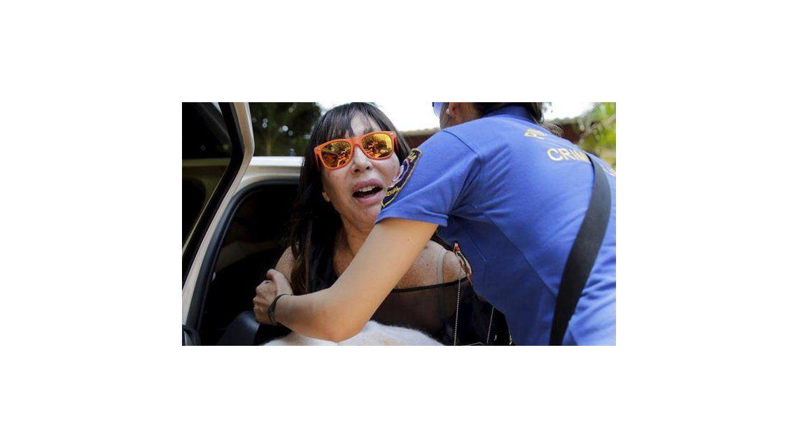 Moria Casán está en libertad: las obligaciones que deberá cumplir con la Justicia paraguaya