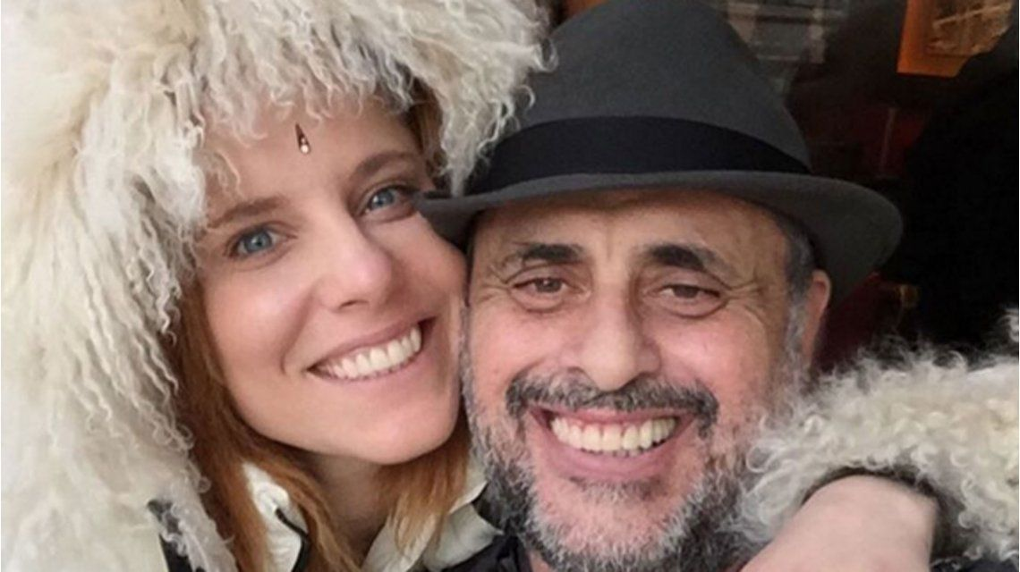 Fin del amor: se separaron Jorge Rial y Agustina Kämpfer