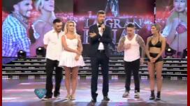 El emotivo discurso de Tinelli en la final del Bailando, con picos de rating