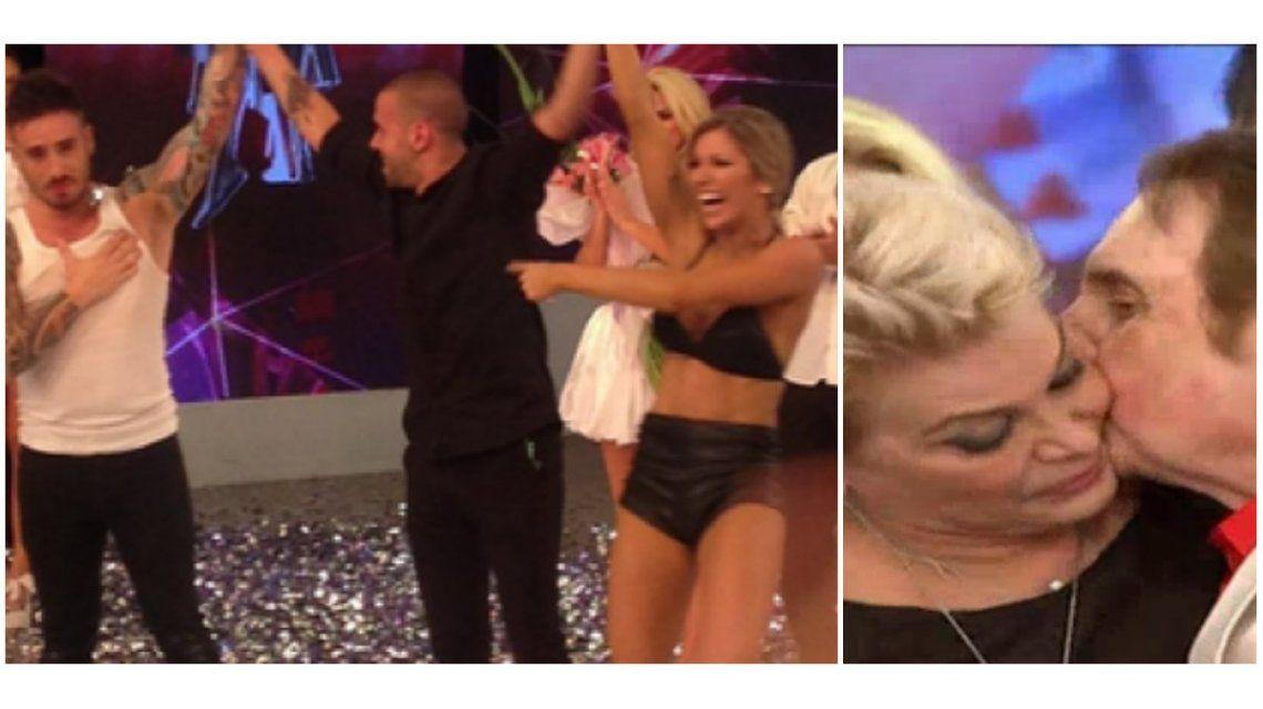Federico Bal y Laurita Fernández son los campeones del Bailando: Ailén Bechara quedó afuera con el 48.14 por ciento de los votos
