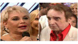 Santiago Bal y Carmen Barbieri, cara a cara: emotivo encuentro en vivo con Fede