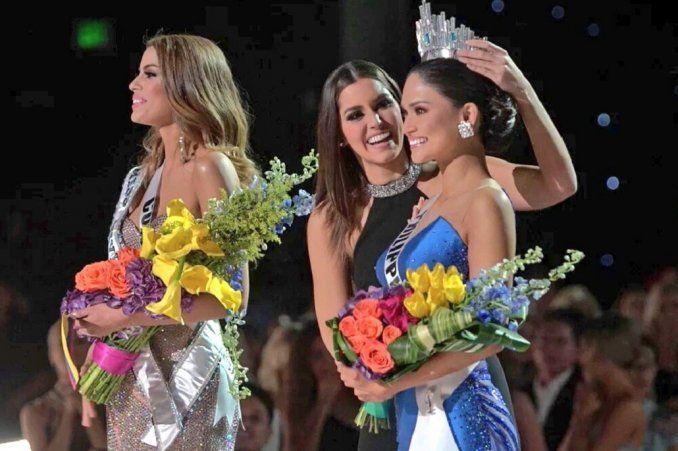 Escándalo en Miss Universo: se equivocaron de ganadora
