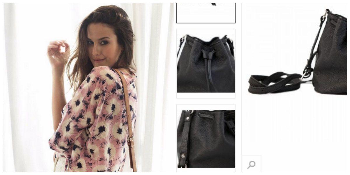 Conocé la marca de carteras de Luli Fernández: la más económica, a 2340 pesos