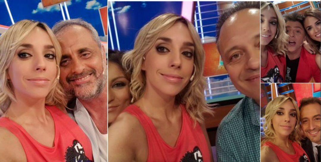 Después de cinco meses, Tamara Pettinato se despidió de Intrusos: Te vamos a extrañar, dijo Rial